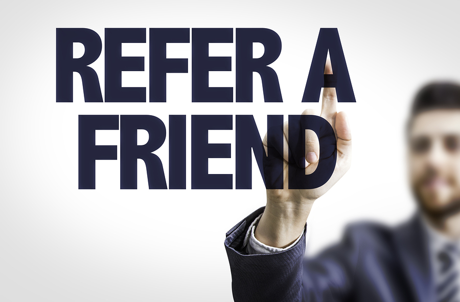 Referral Program Launch - Spread the word and get 5%